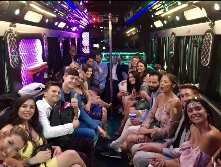 Vanderpump Rules Party Bus LA