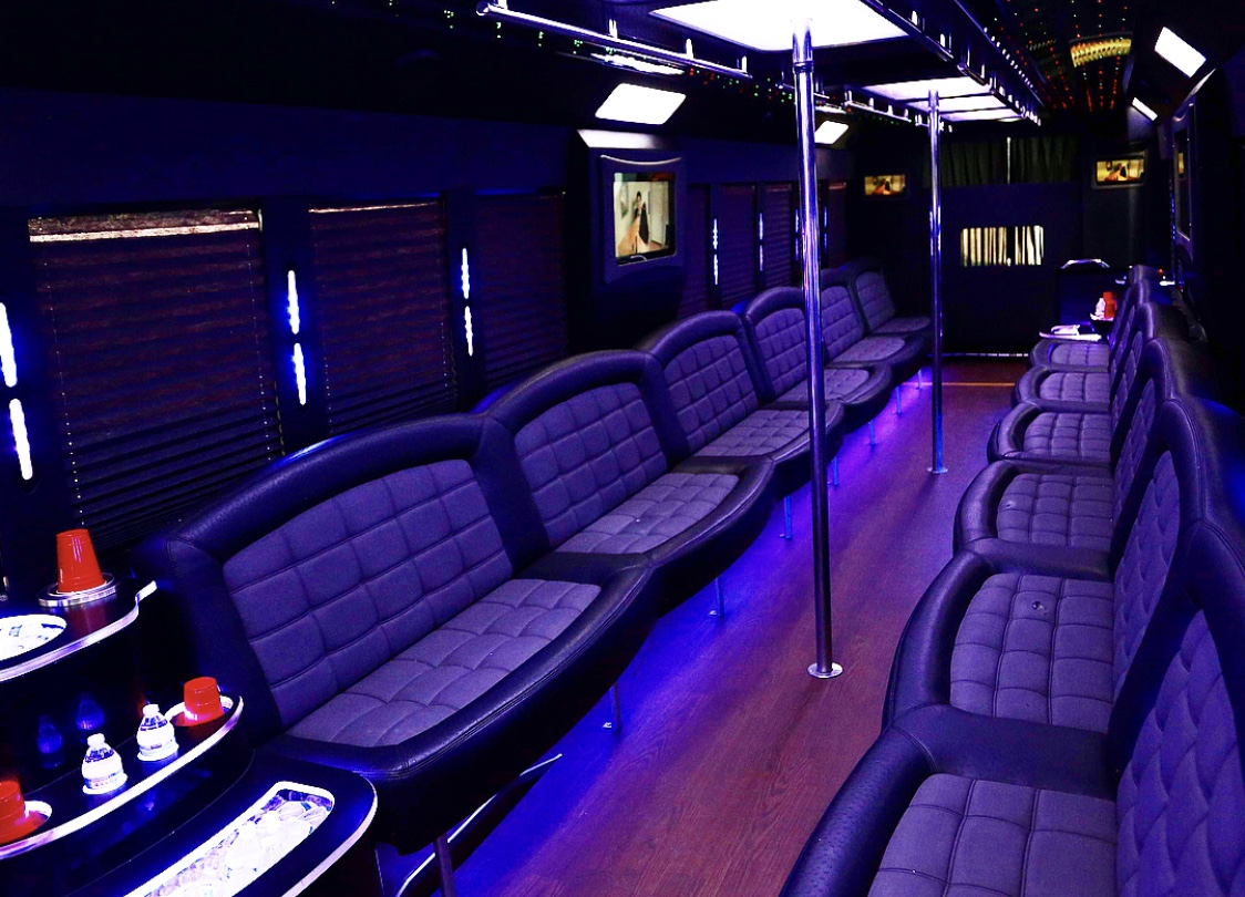 30 40 50 Passenger Party Buses In Oc Amp Los Angeles