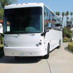 Party bus rental in Pasadena, CA