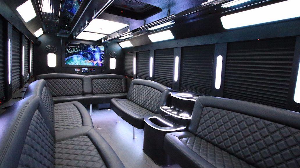 Icon Bus Interior