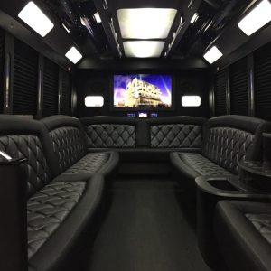 Party Bus Rentals in Santa Ana CA
