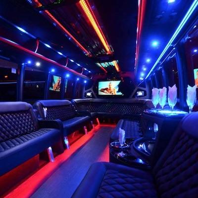 Tuxedo Party Bus