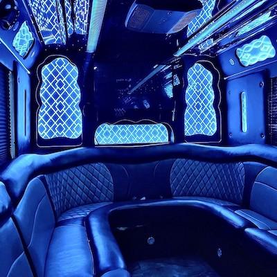 VIP2 Interior